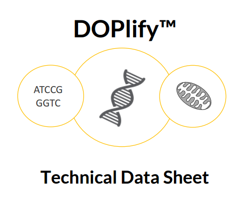 DOPlify™ Whole Genome Amplification