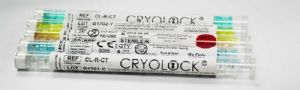 CryoLock vitrification straws